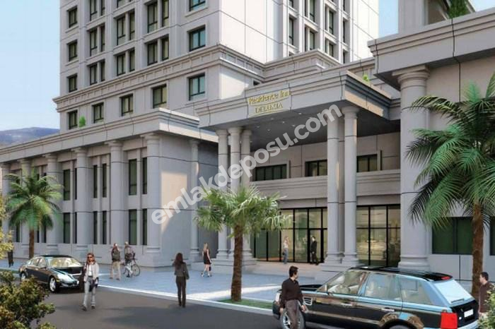 Residence Inn Deluxia İstanbul