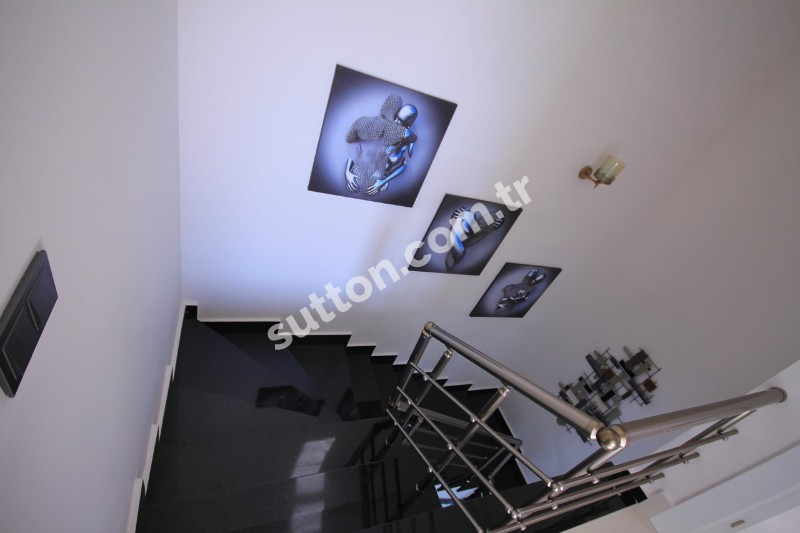 ALANYA TOSMUR 4+1 LUX RESIDENCE